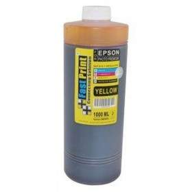 Fast Print Dye Based Photo Premium Epson Yellow 1000ml