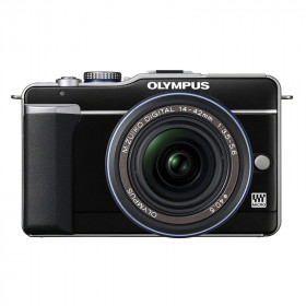 Mirrorless Olympus PEN E-PL1 Kit 14-42mm