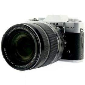 Mirrorless Fujifilm X-T10 kit XF 18-135mm