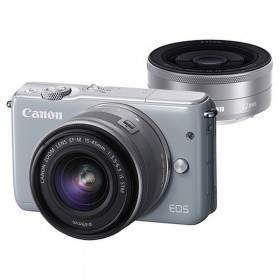 Canon EOS M10 Kit 15-45mm + 22mm