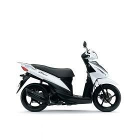 Motor Suzuki Address Fi 110 NE