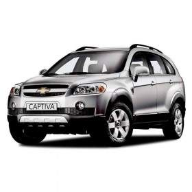 Mobil Chevrolet Captiva 2016 2.0 Diesel AT FWD LS