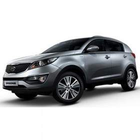 Mobil Kia Sportage EX AT (Ring 18)