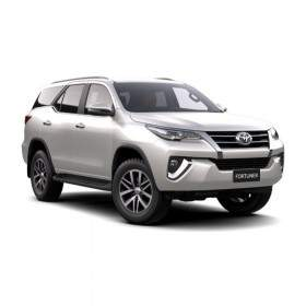 Mobil Toyota Fortuner 2.7 SRZ AT
