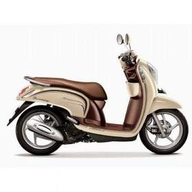 Motor Honda Scoopy eSP Stylish
