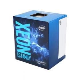 Processor Komputer Intel Xeon E3-1220 v5