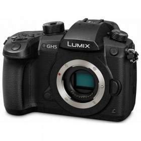Mirrorless Panasonic Lumix DC-GH5