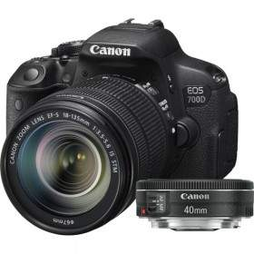 Canon EOS 700D Kit EF-S 18-135mm