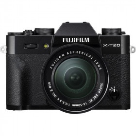 Mirrorless Fujifilm X-T20 Kit 16-50mm