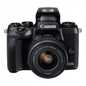 Mirrorless Canon EOS M5 Kit 15-45mm