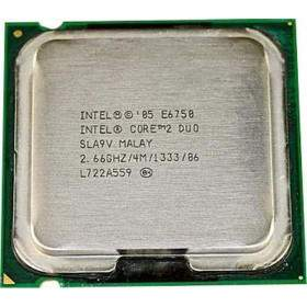 Processor Komputer Intel Core 2 Duo E6750