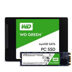 Western Digital Green SSD 240GB WDS240G1G0A