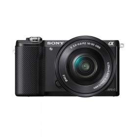 Mirrorless Sony Alpha A5000 Kit 16-55mm