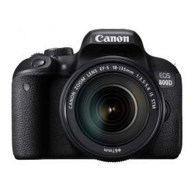 DSLR Canon EOS 800D Kit 18-135mm