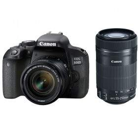 DSLR Canon EOS 800D Kit 18-55mm