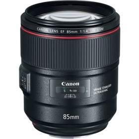 Lensa Kamera Canon EF 85mm F1.4L IS USM