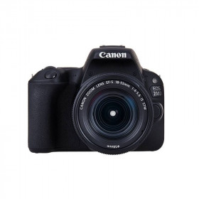 Canon EOS 200D Kit 18-55mm