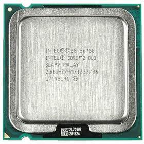 Processor Komputer Intel Core 2 Duo E6770