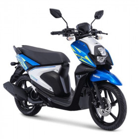 Yamaha All New X-Ride 125 2018