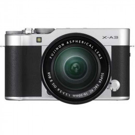 Mirrorless Fujifilm X-A3 Kit 15-45mm
