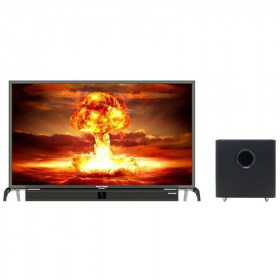 Polytron Cinemax Soundbar PLD-43B150