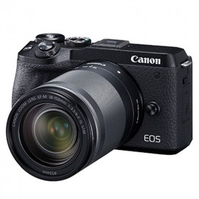 Canon EOS M6 Mark II 18-150mm