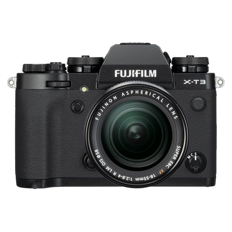Mirrorless Fujifilm X-T3 Kit 18-55mm