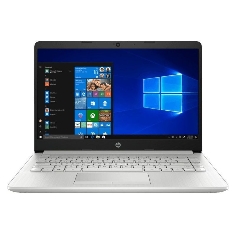 Laptop HP 14S-DK0126AU / DK0127AU