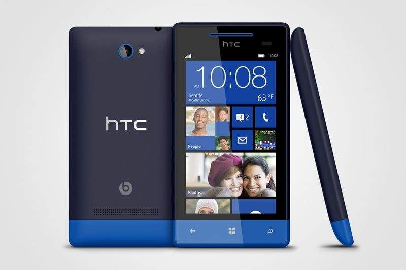 [UPDATED] Firmware HTC 8V All