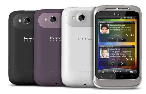 Firmware HTC Wildfire CDMA All