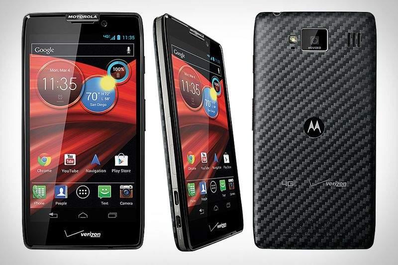 Firmware Motorola XT889 RAZR V All
