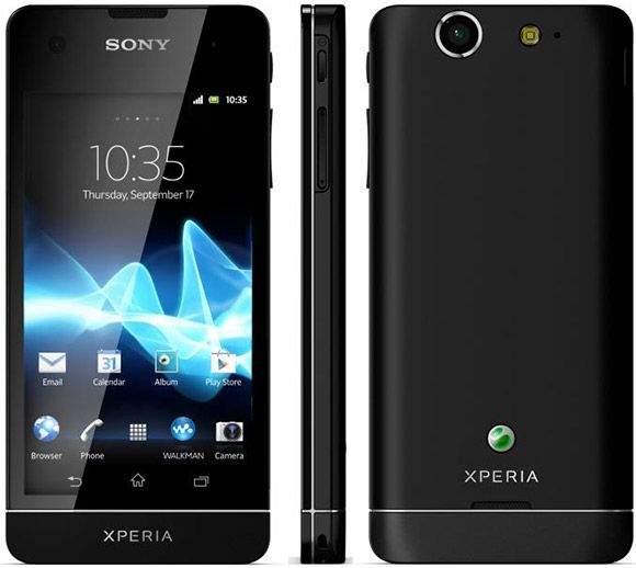 Firmware Sony Xperia GX SO-4D All