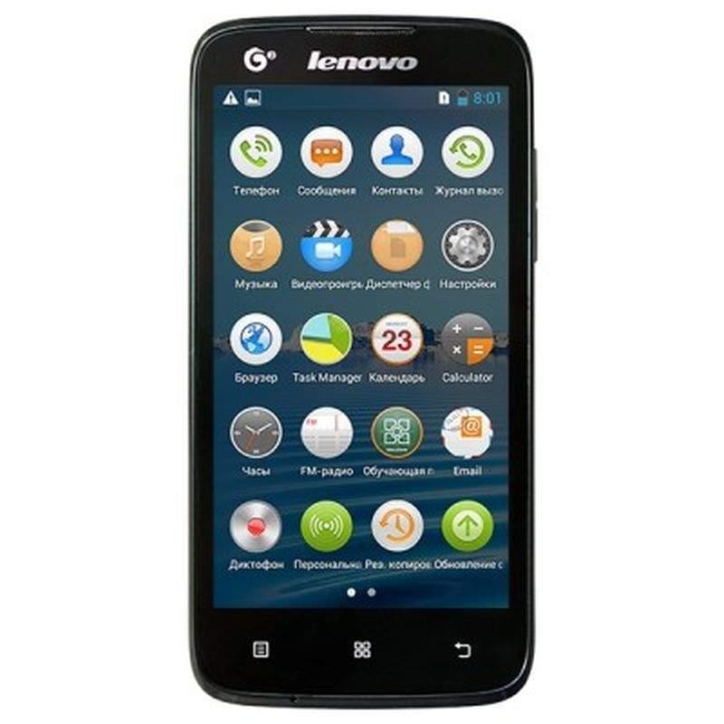 Lenovo IdeaPhone A378T