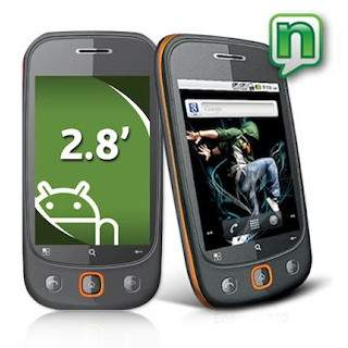 S-Nexian NX-A850 Energy