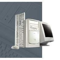 Fujitsu DeskPower 2000   PentiumIII