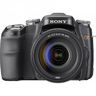 Sony A-mount DSLR-A100
