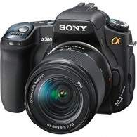Sony A-mount DSLR-A300K