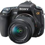 Sony A-mount DSLR-A350K