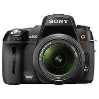 Sony A-mount DSLR-A500L