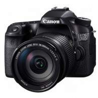 Canon EOS 70D Kit 18-200mm WiFi