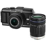 Olympus PEN E-P3 Kit 14-42mm + 40-150mm