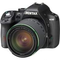 Pentax K-50 Kit 18-135mm