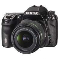 Pentax K-5-II 18-55
