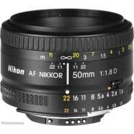 Nikon AF Nikkor 50mm f / 1.8D