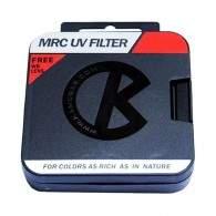 KAMERAR MRC UV FILTER 72mm