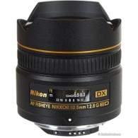 Nikon AF 10.5mm f / 2.8G ED DX Fisheye