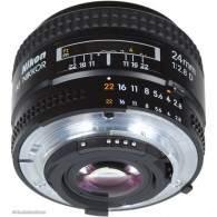Nikon AF 24mm f / 2.8D