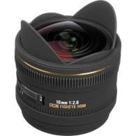 Sigma 10mm f / 2.8 EX DC FISHEYE HSM