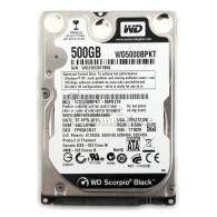 Western Digital Scorpio Black WD5000BPKT 500GB