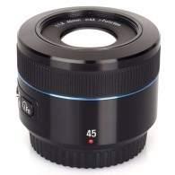 Samsung NX 45mm f/1.8